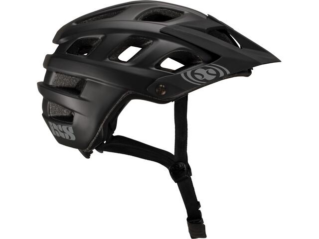 IXS Trail RS Evo Casque, black